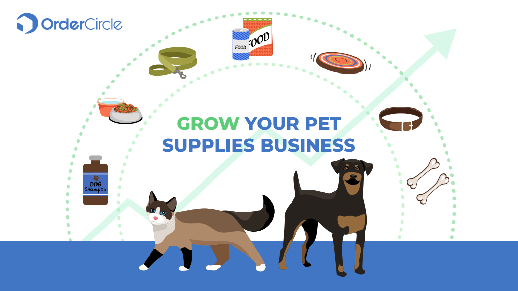 OrderCircle pet supplies industry