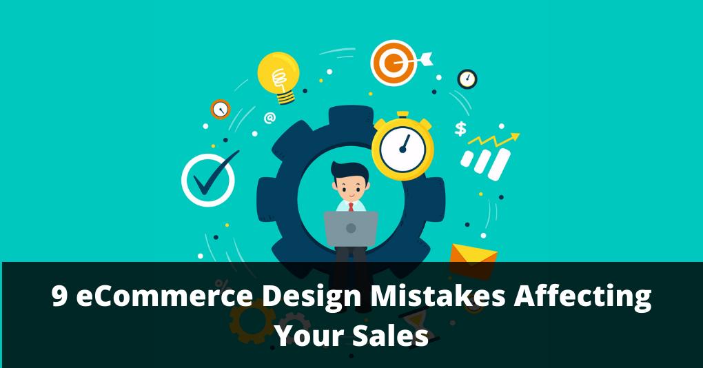 eCommerce Design Mistakes